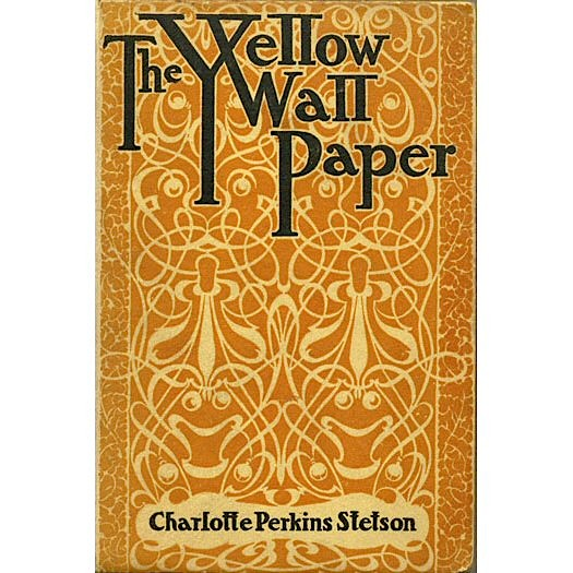 yellow wallpaper room